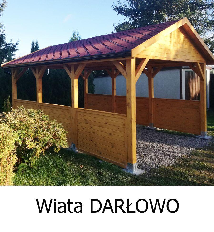 Wiata Drewniana 3 5x5 Altana Pawilon Sosna Gont 7731943384 Oficjalne Archiwum Allegro Patio Gazebo Outdoor Decor Backyard Wooden Patios