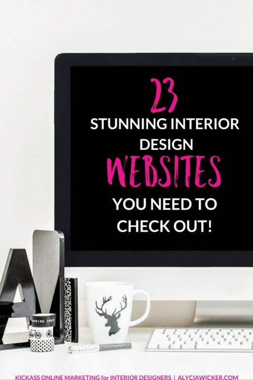Stunning Interior Design Websites You Need To Check Out - Interior design websites