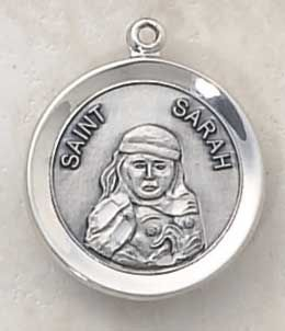 Saint Sarah (Patron of Laughter)