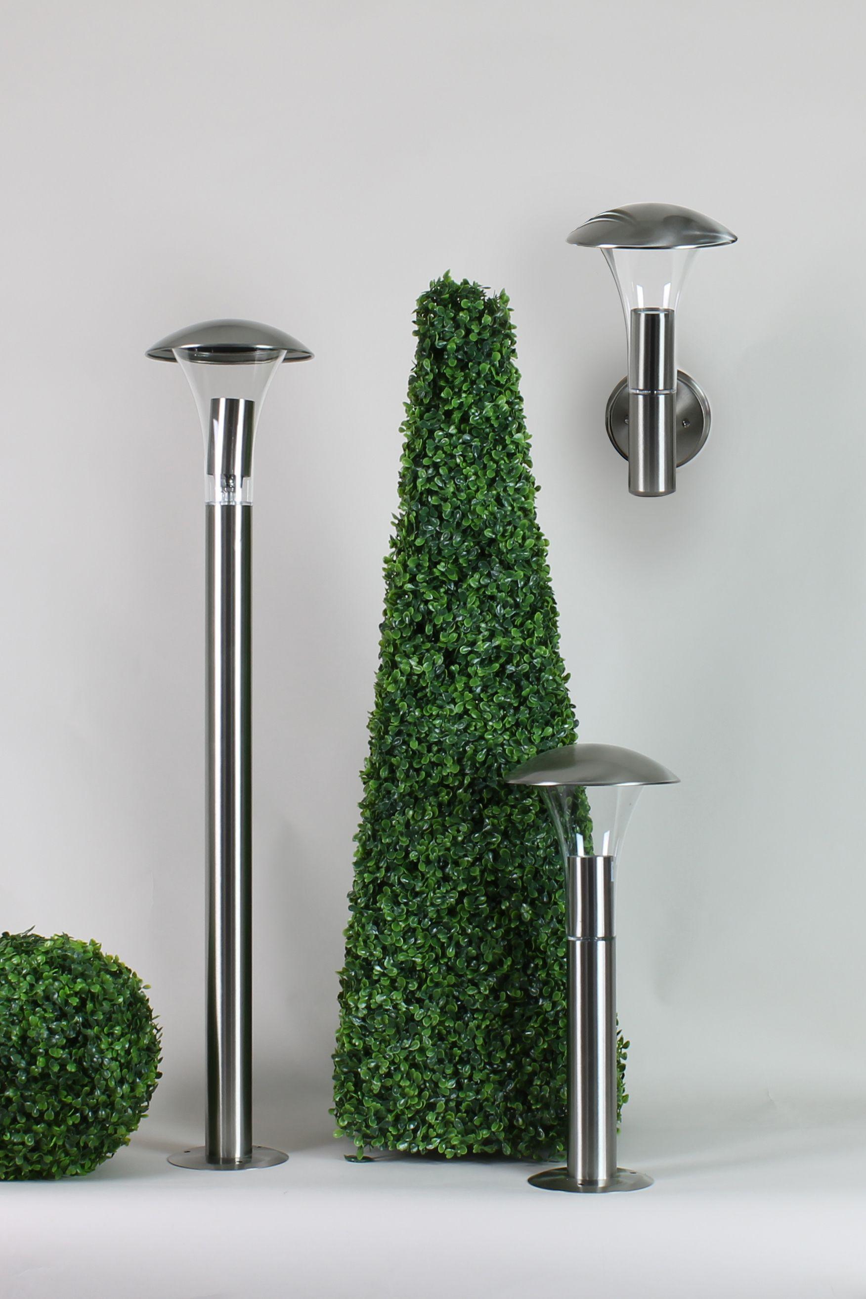 lampadaire borne potelet applique murale soir outdoor ext rieur dehors jardin terrasse. Black Bedroom Furniture Sets. Home Design Ideas