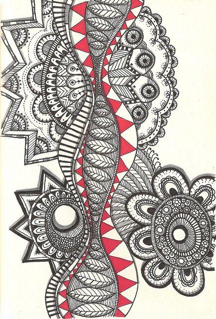 Doodle 159 by kraai65, via Flickr