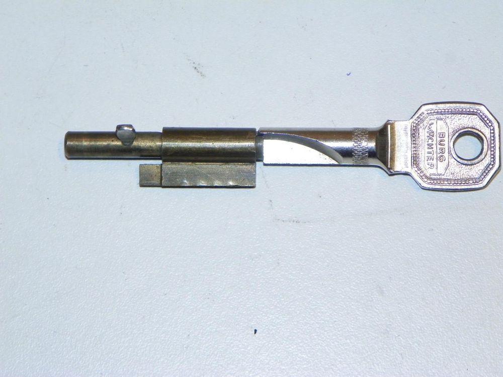 skeleton keyhole blocker block