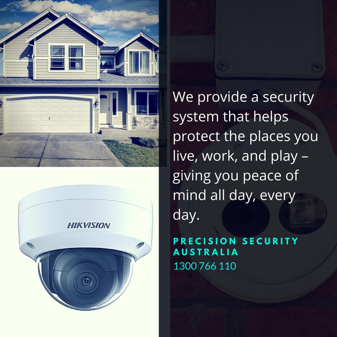 Melbourne Cctv Security Cameras Precision Security Australia Cctv Security Cameras Security Solutions Security Camera