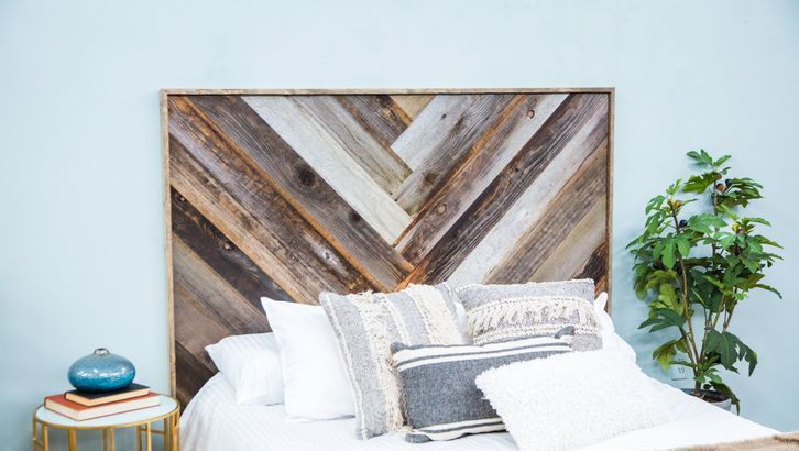 Kenneth Wingard's stylish and affordable #DIY Reclaimed ...