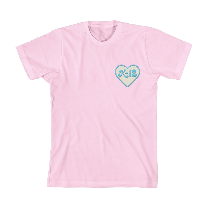Baby Pink K 12 T Shirt Baby Pink T Shirt Pink Tshirt Melanie Martinez Shirt