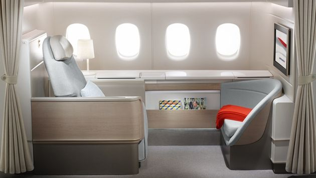 Air France Is Introducing Its Brand New Sleep Suit Offered To