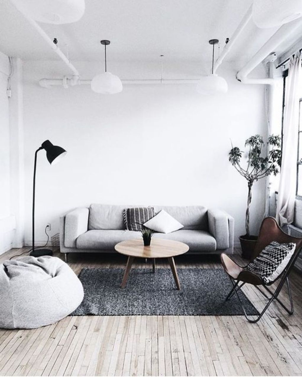 Living Room Decor Inspiration: Minimal Interior Design Inspiration