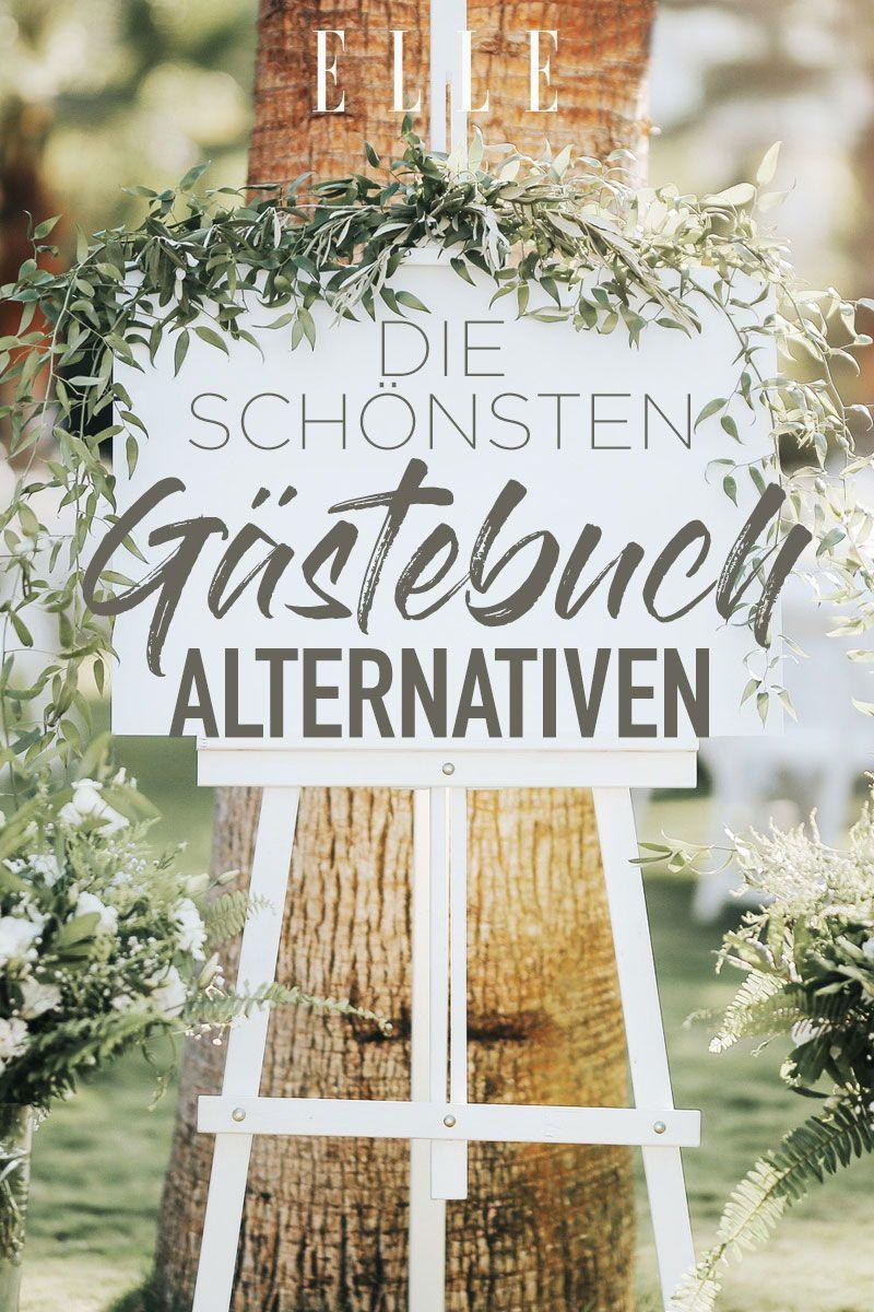 Die schönsten Hochzeits-Gästebuch-Alternativen #weddingfall