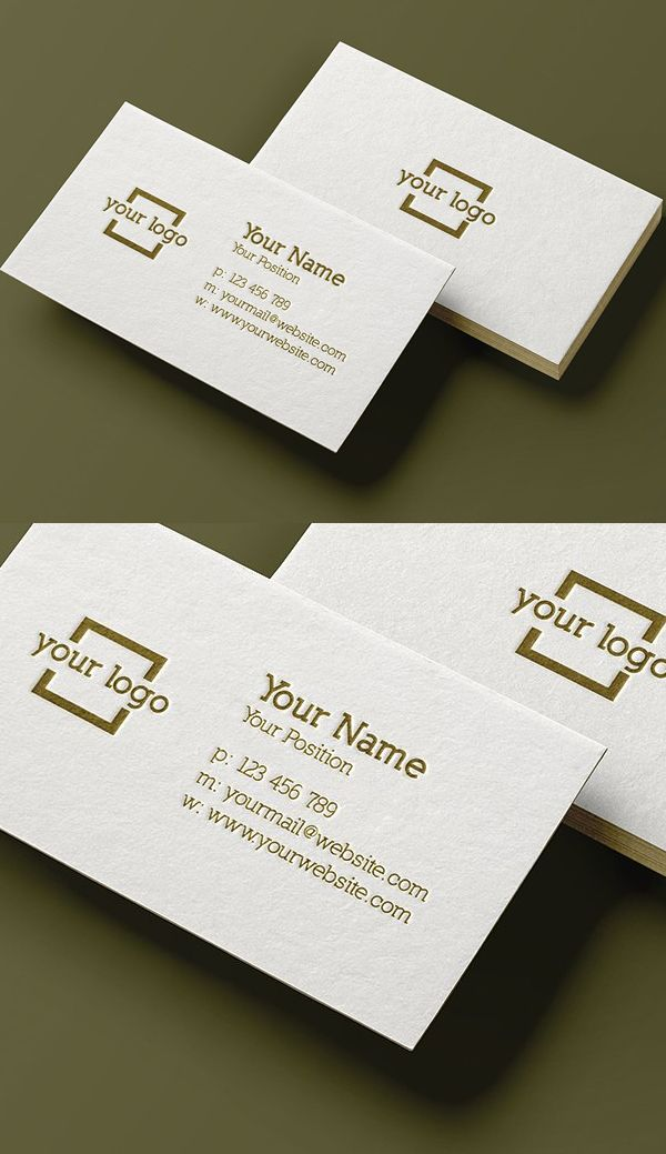 25 New Professional Business Card Templates Print Ready Design Design Graphic Design Junction Business Card Template Photoshop Minimalist Business Cards Personal Cards Design