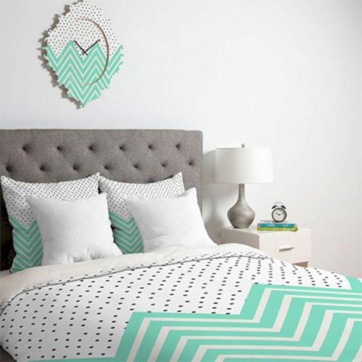 50 Lovely Mint Green Bedroom Ideas For Girls Https