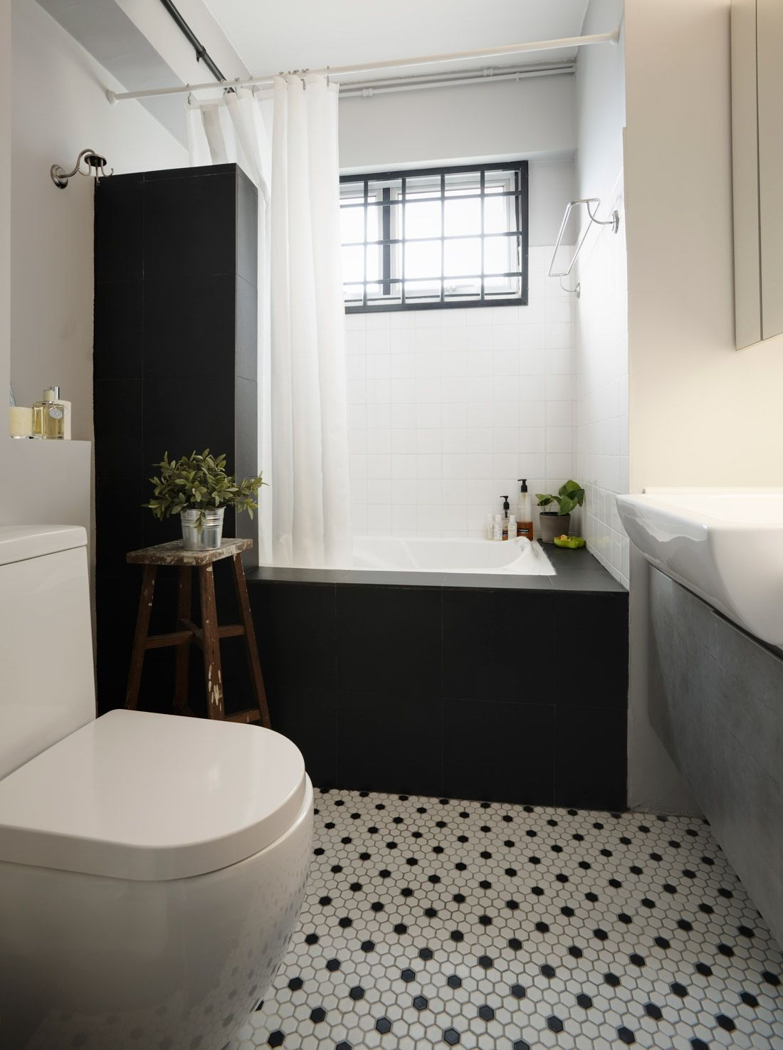236 Bishan Scandinavian HDB Interior Design Bathroom