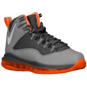 more photos 84540 73088 Nike Air Max Darwin 360 - Boys Grade School - Basketball - Shoes -  StealthDark GreyTotal OrangeWhite 5.5