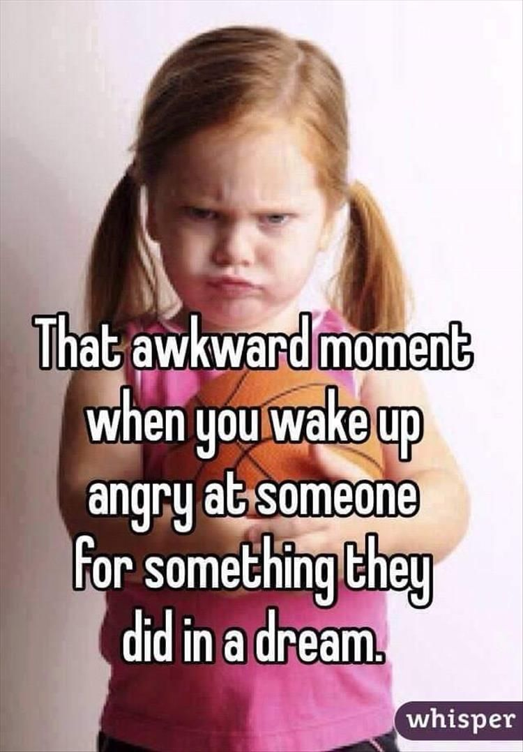 That Awkward Moment When You Wake Up Angry At Someone For - Mom farts yoga class hilarious story embarrassing might send shivers spine