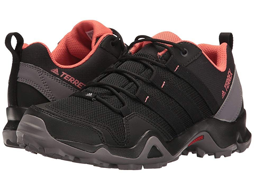 32c0712a5 adidas Outdoor Terrex AX2R (Black Black Tactile Pink) Women s Shoes ...