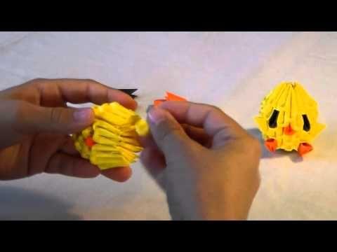 3D Origami Dragon | 3D Origami Dragon - Tutorial • Art Platter ... | 360x480
