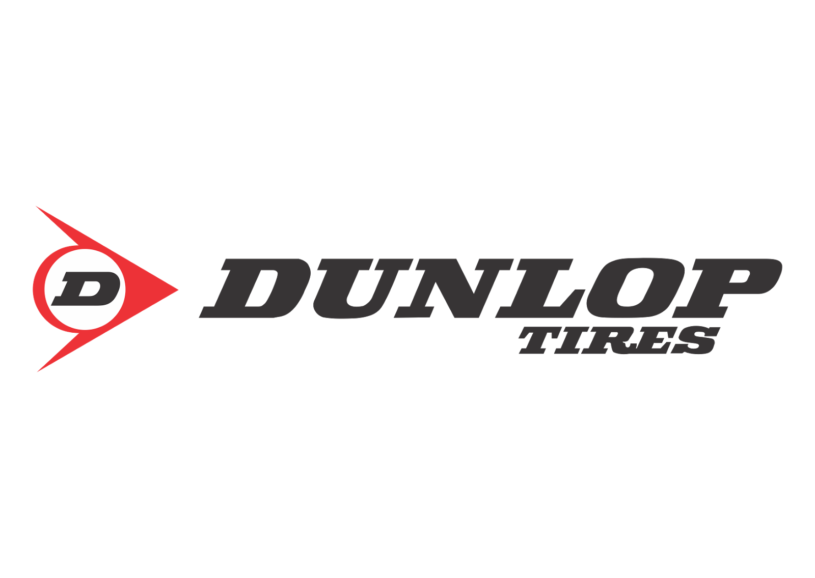 Dunlop Tires Logo Vector