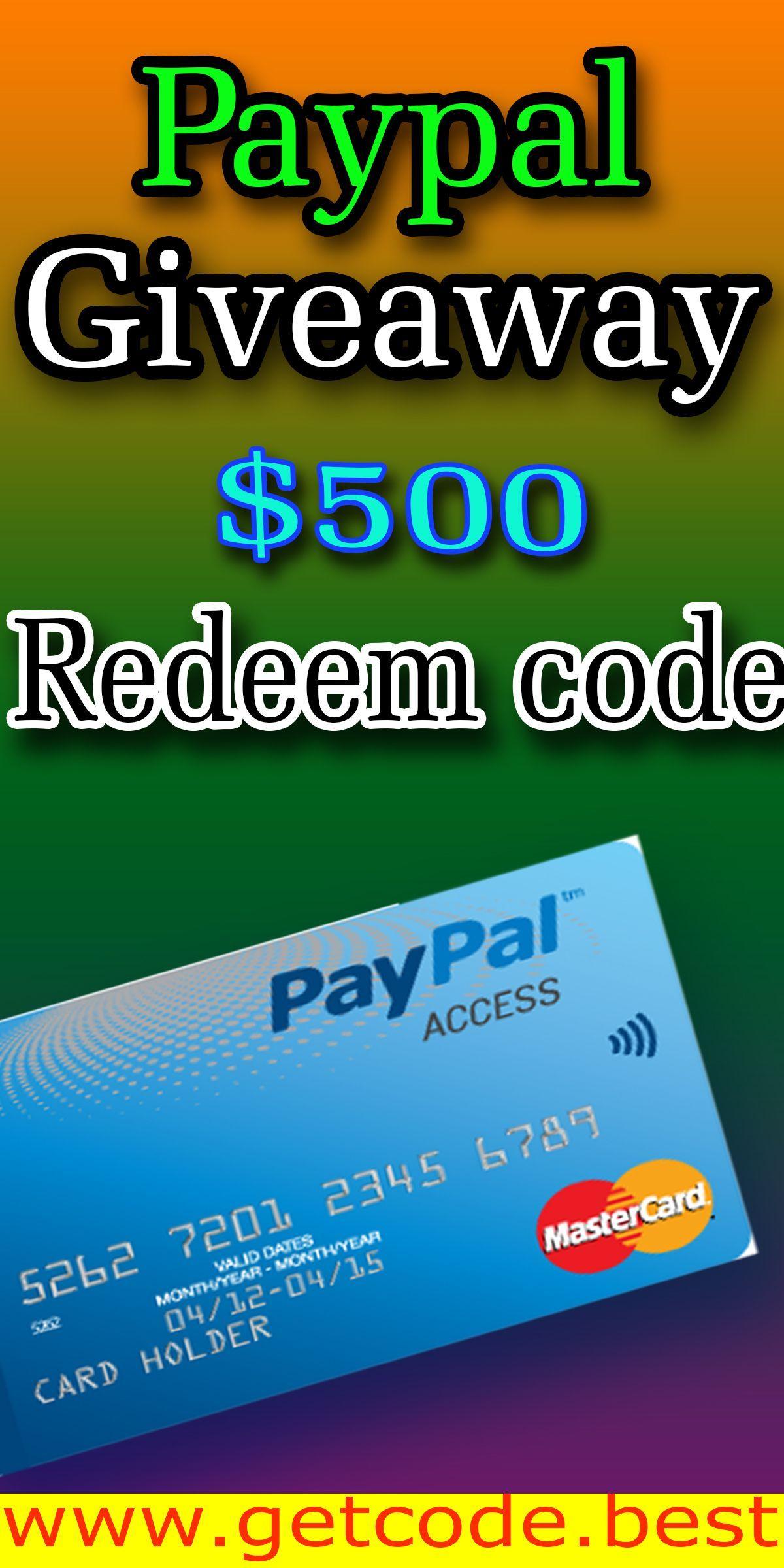 Gewinnen Sie Ein 500 Paypal Geschenkkarten Gewinnspiel In 2020 Geschenkkarte Gutscheine Karten