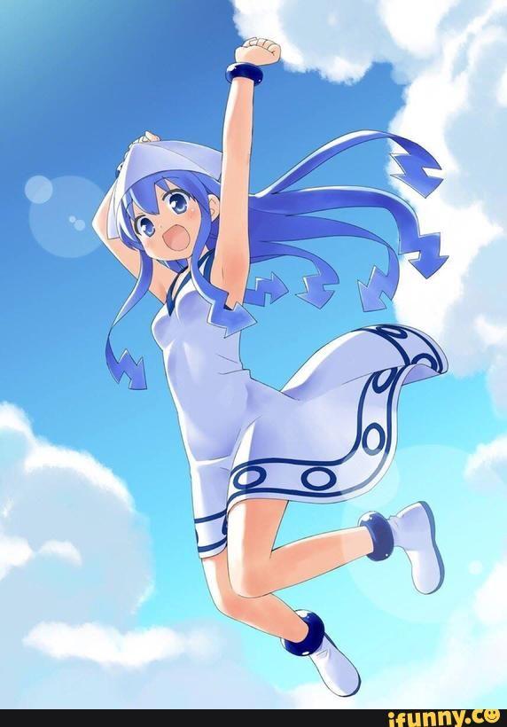 Squidgirl Ifunny Squid Girl Anime Characters Anime