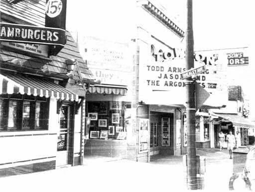Baltimore Towson Theater Little Tavern In 60s Old Photos Of Baltimore Brooklyn Glen