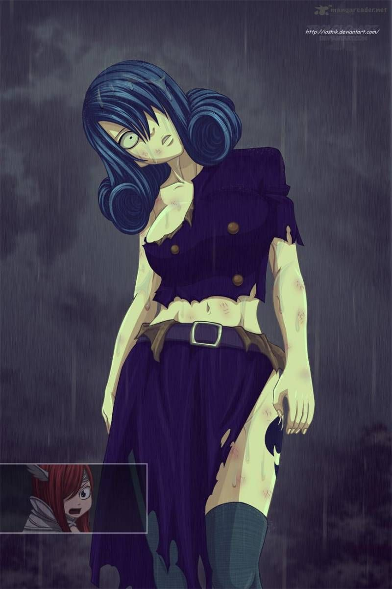 Fairy Tail Crazy Juvia