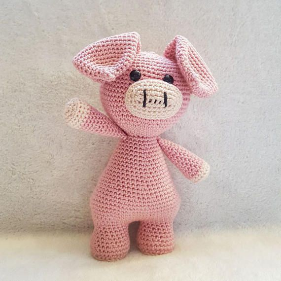 Crochet Pattern Valerie The Pig Crochet Patterns And Yarns