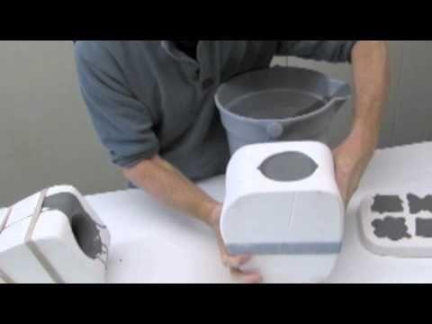 Slip Casting A Mug Slip Casting Ceramics Pottery Molds Molding Clay