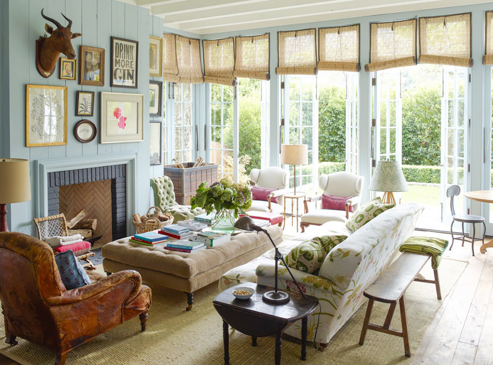 A dreamy Californian home with english cottage vibes