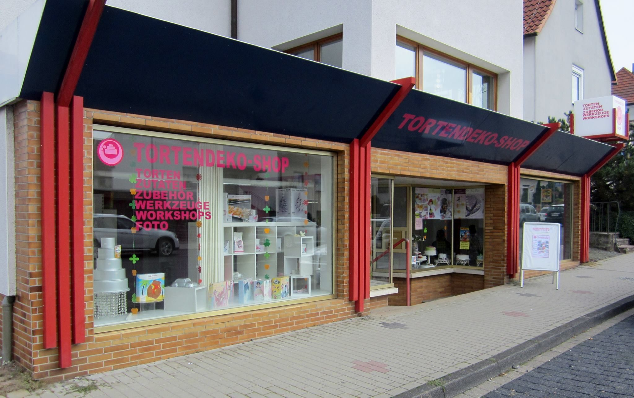 Tortendeko-Shop in Bovenden, Niedersachsen