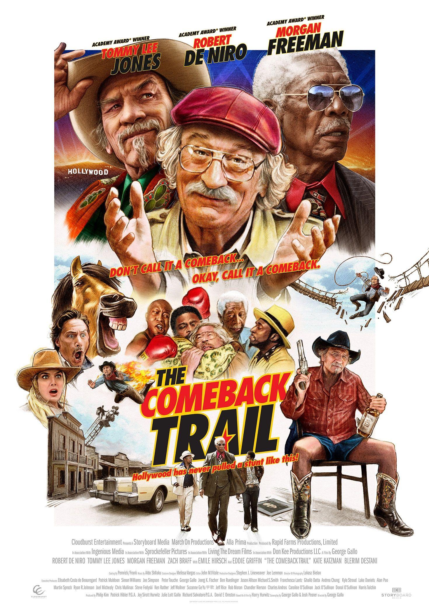 The Comeback Trail Vanaf 3 December In De Bioscoop Tommy Lee Tommy Lee Jones Bioscoop