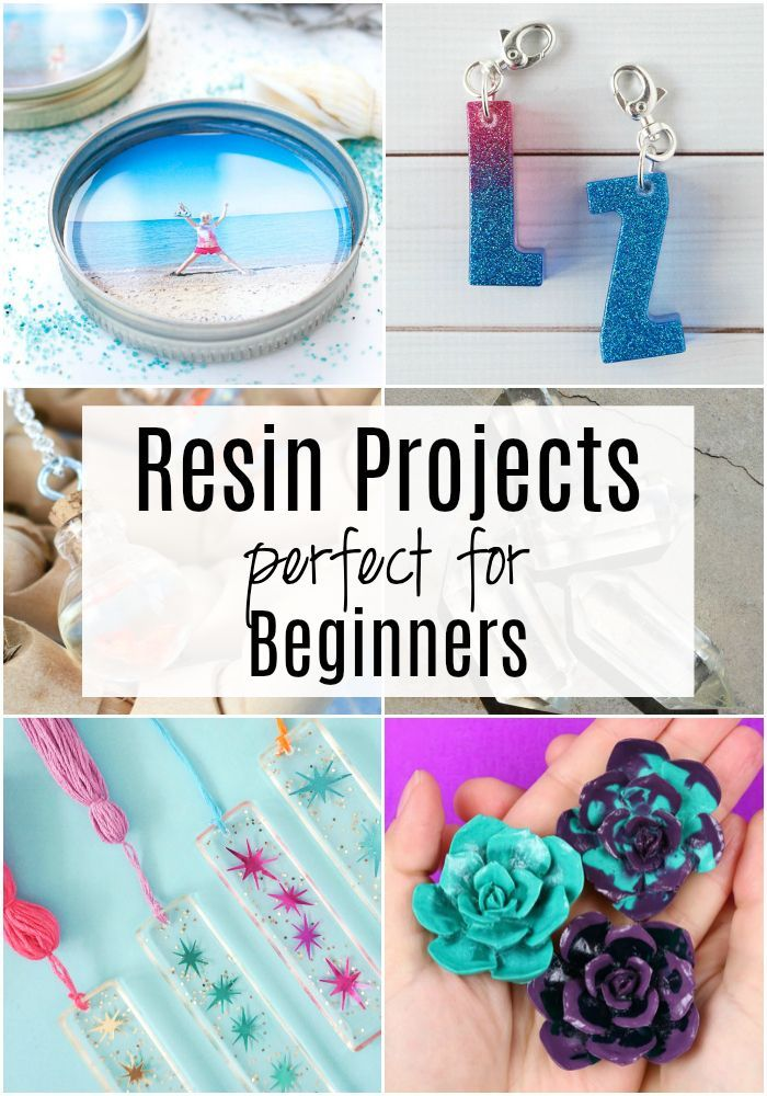 Fabulous Beginner Resin Projects to Try