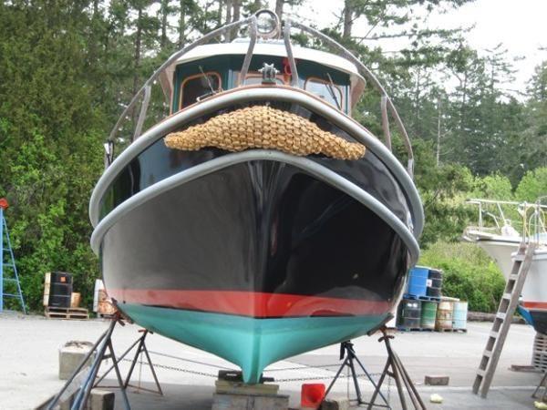 1979 CROSBY YACHTS Tug, Sidney British Columbia - boats ...