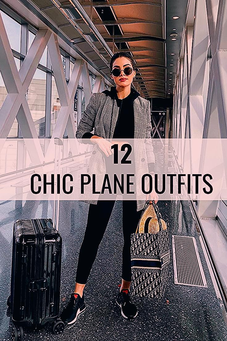 Photo of Airplane and Airport Travel Outfits: How to Look Chic When You're Flying
