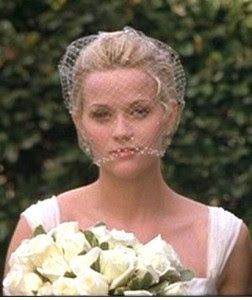 Reese Witherspoon - Sweet Home Alabama (veil) | never say never ...