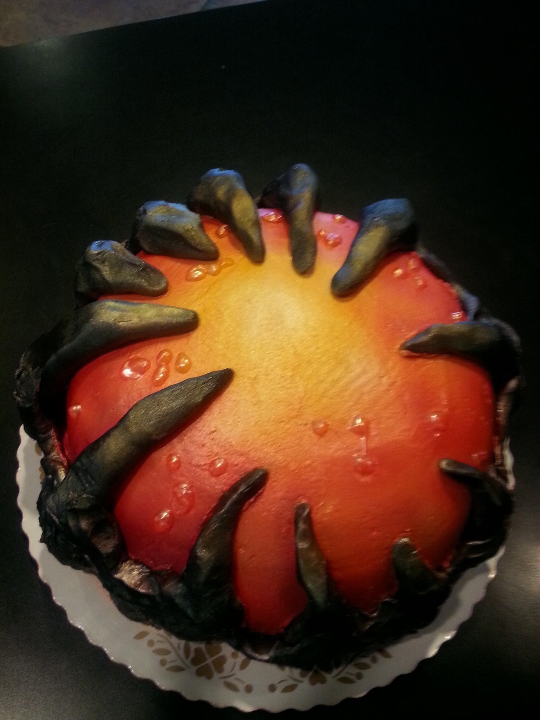 Aegis of the Immortal (Dota 2) cake