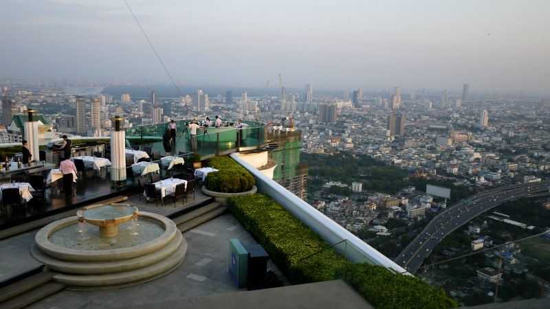 Ultimate Luxury at Tower Club at Lebua Hotel, Bangkok. | Lux Life - A Luxury Lifestyle | www.luxife-blog.com #luxurylifestyle #luxury #luxuryhotel #lebuahotel