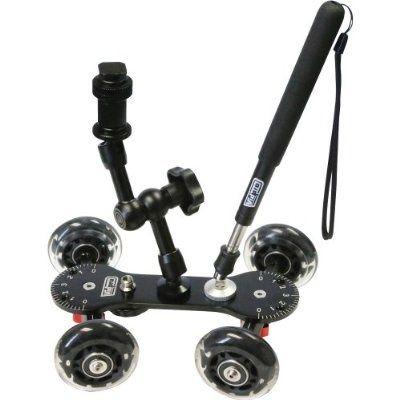 Vidpro Sk 22 Professional Skater Dolly For Digital Slr Cameras
