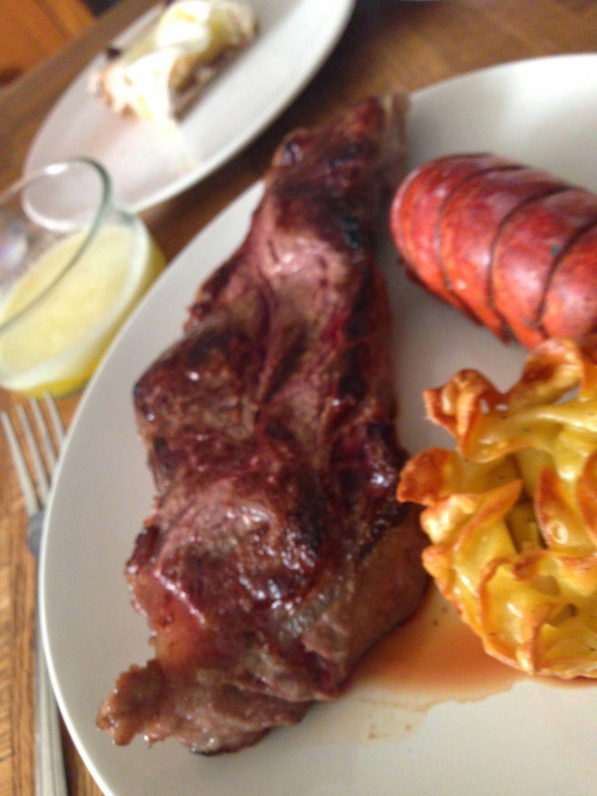 Californication Dinner: New York Strip Steak