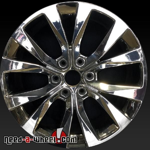 2015 2016 Ford F150 Oem Wheels For Sale 20 Chrome Stock Rims