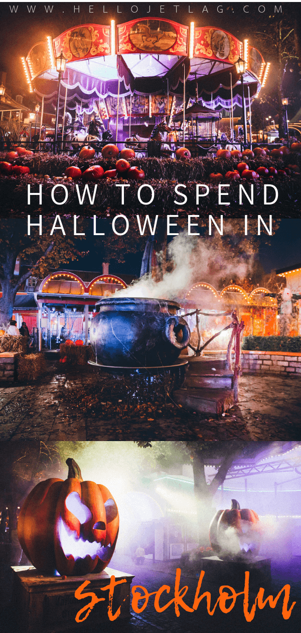 What To Expect During A Halloween Cruise With Carnival