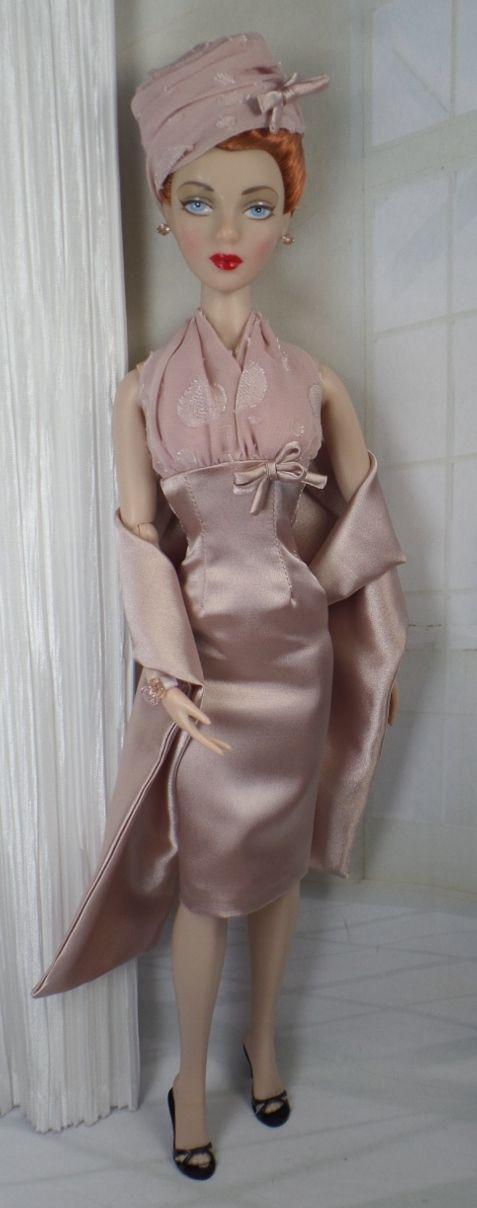 Silk Slipper for Gene and friends on Ebay now