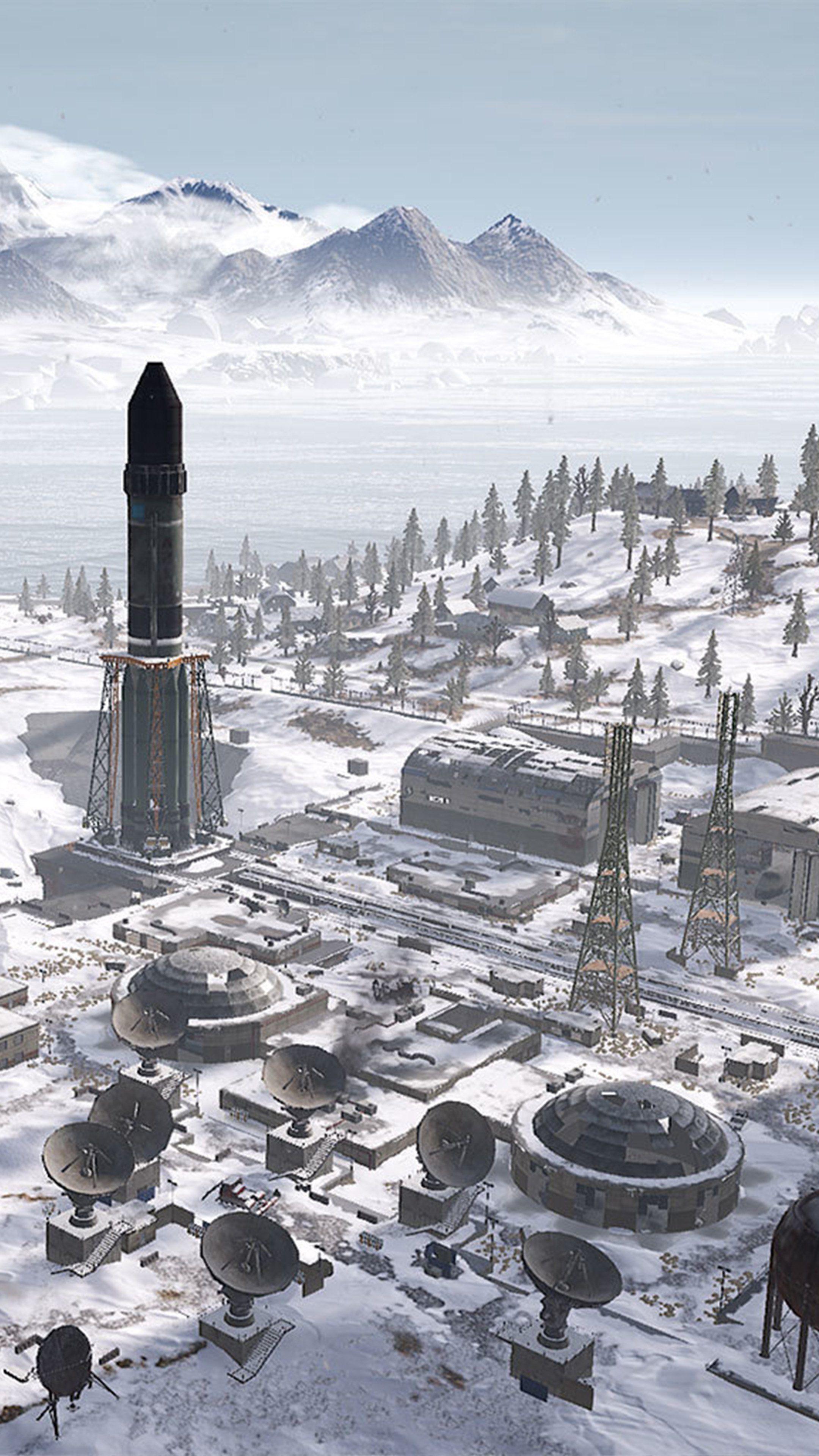 Pubg Cosmodrome Vikendi Playerunknowns Battlegrounds 4k Ultra Hd