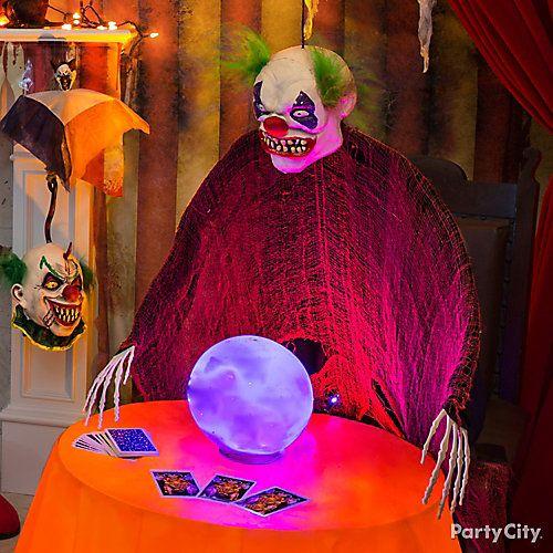 Halloween Carnival Decoration Ideas.9 Creepy Carnival Decorating Ideas That Don T Clown Around