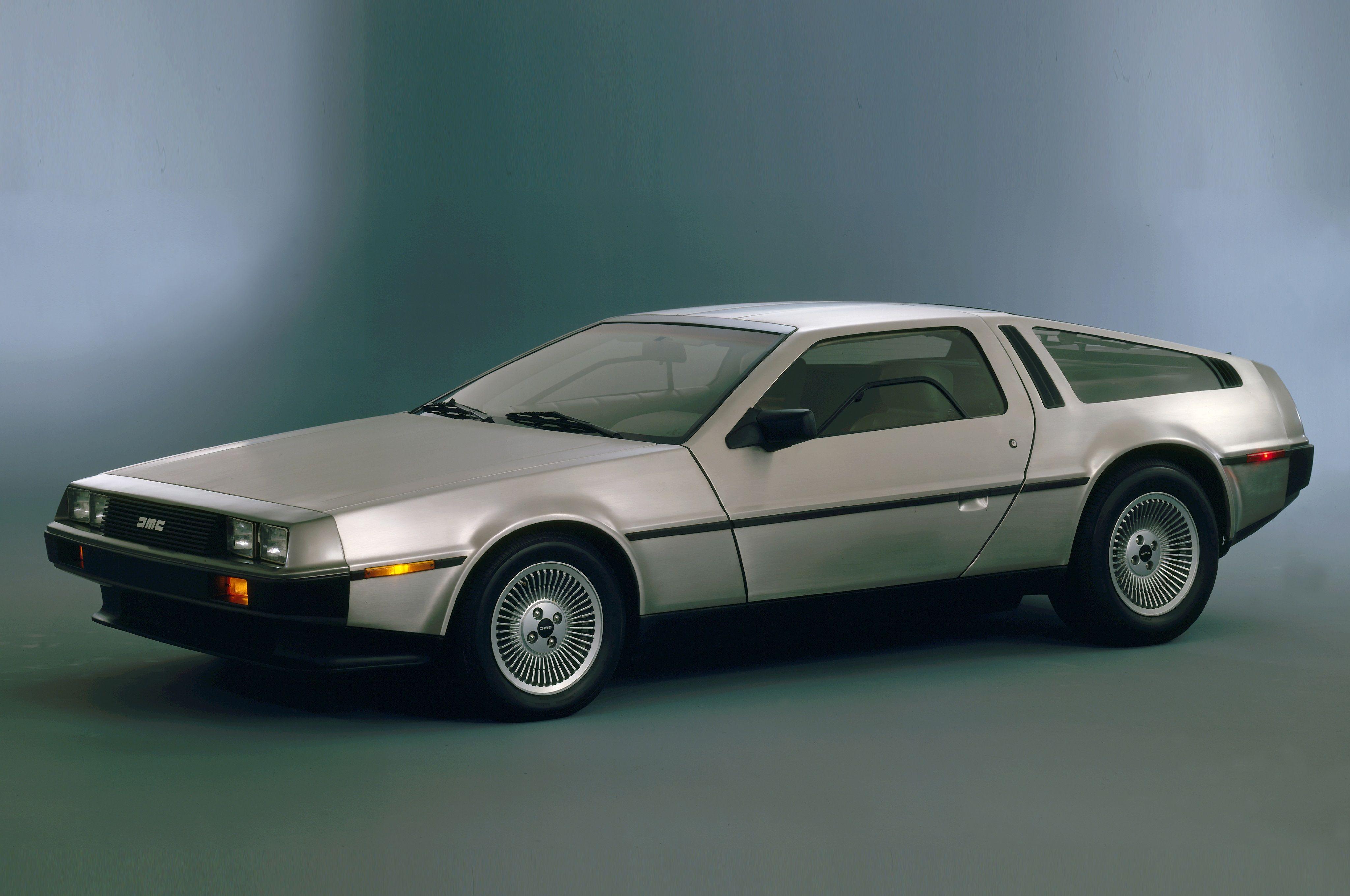 1982 DeLorean DMC-12 | Other Super Exotics or Unique Vehicles ...