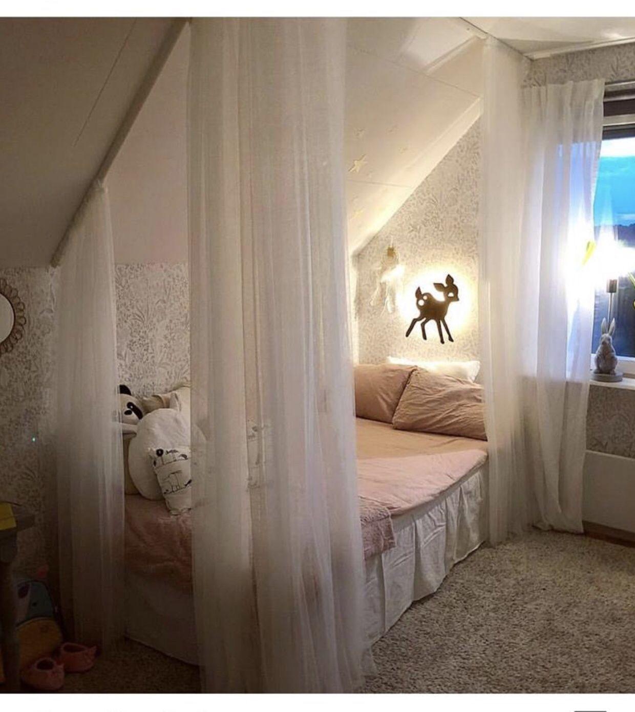 Bild lånad från instagram Kinder zimmer, Zimmer mädchen