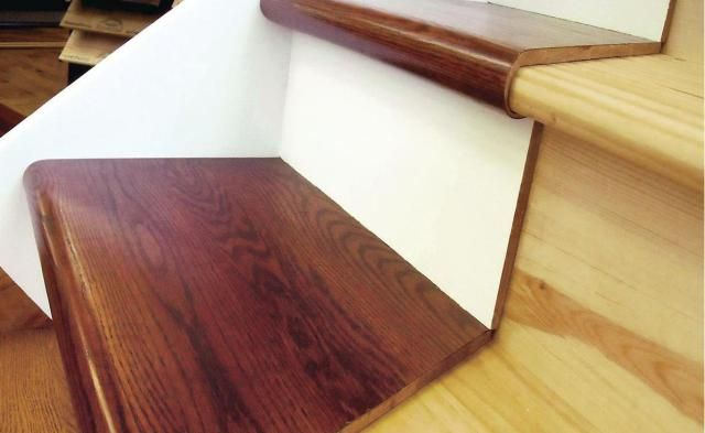 Stairs Deserve To Be Decorated Here Are 4 Ways Do This Install Stair Tread And Riser Covers