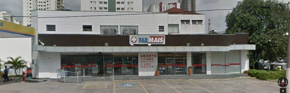 Avenida Melo Freire em São Paulo, SP