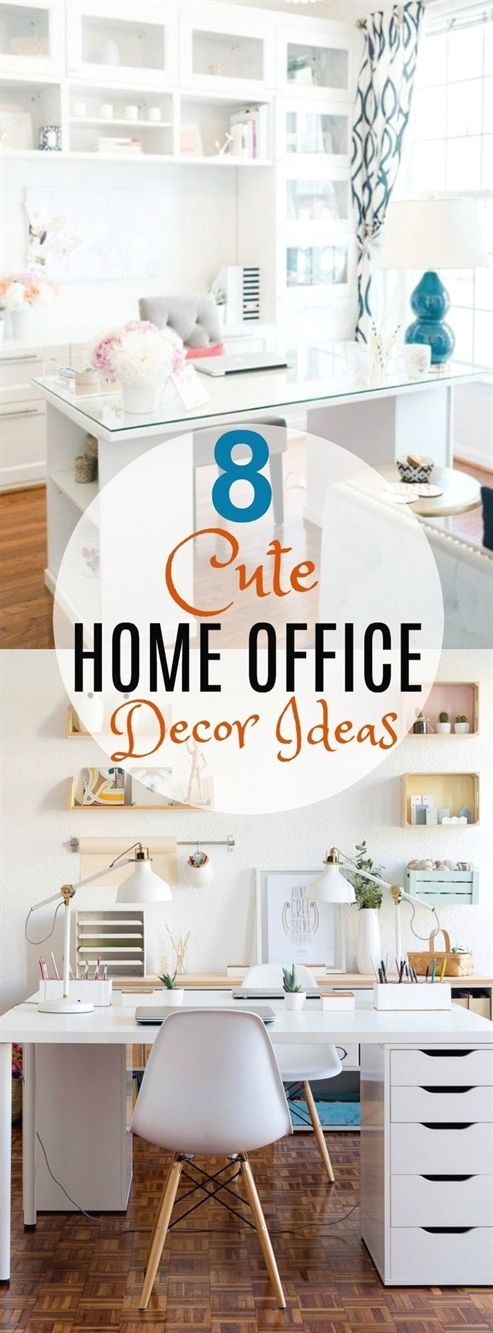 Cute Home Office Ideas Decorating Ideas for your home office