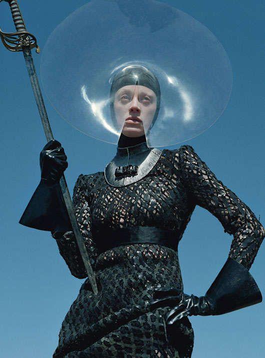 Feminine Medieval Fashion : S Moda 'Musas de Fantasia'