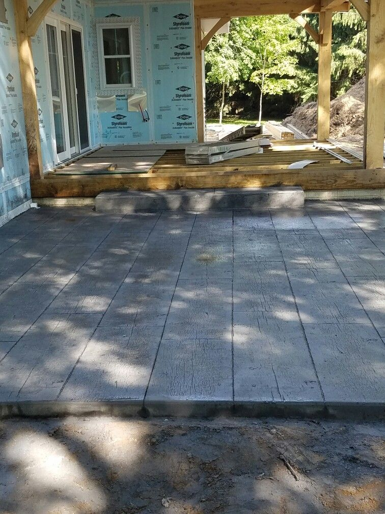 how to install 16 inch patio pavers