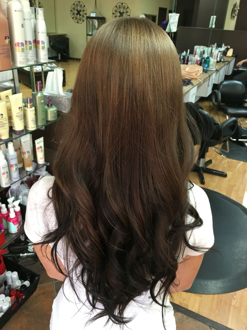 Reverse Ombre Ombre Hair Color Balayage Hair Reverse